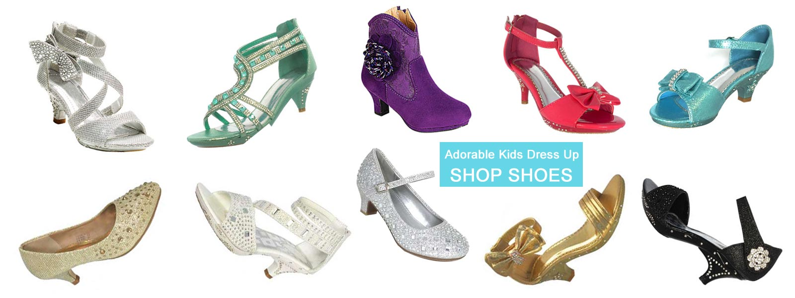 pageant party dress high heels @ adorable kids dress up