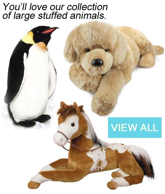 stuffed animal toys at cloud nine toys