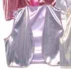 Lavender Foil Vest