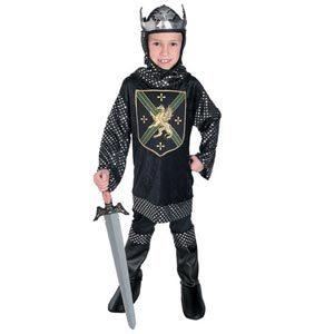 Boys Warrior King Knight Costume