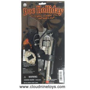 Toy Cowboy Cap Gun with Holster