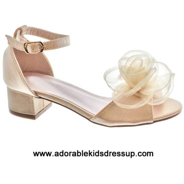 child high heel shoes