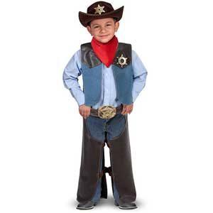 Boys Cowboy Costume – wrangler