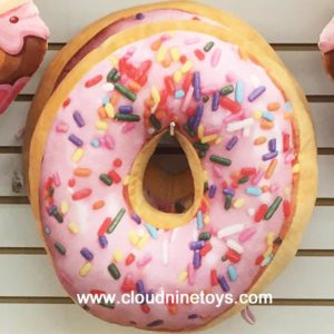 Donut Food Pillows Toy