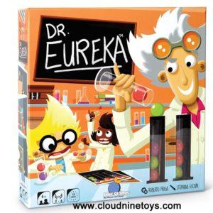 Dr Eureka Logic Game