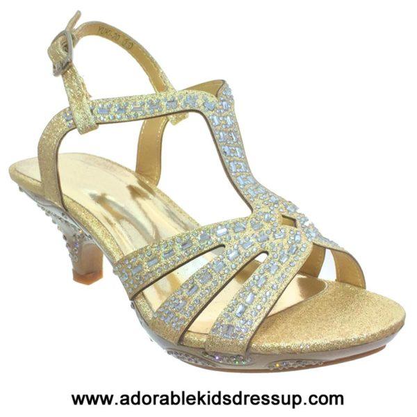 girls high heel shoes