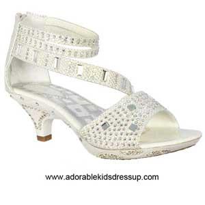 girls pageant heels