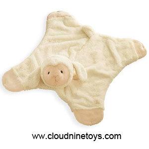 Gund Comfy Cozy Lopsy Lamb