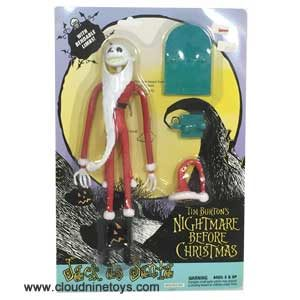 Nightmare Before Christmas - Tim Burton