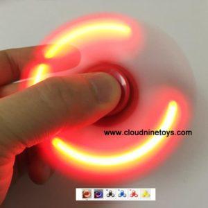 LED Finger Spinner