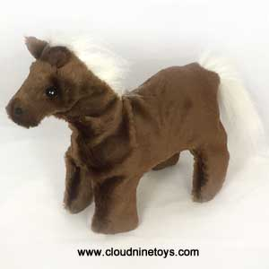 battery operated toy pony