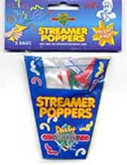Streamer Poppers