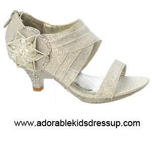 girls fancy high heels
