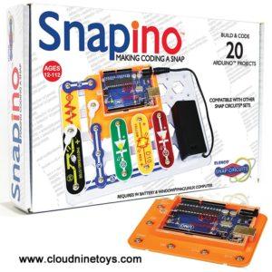 Snap Circuits Snapino