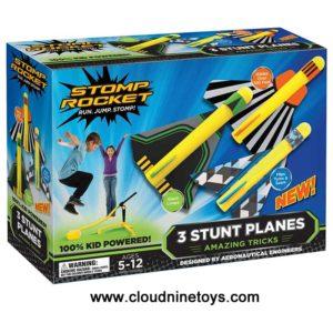 Stomp Rocket Planes