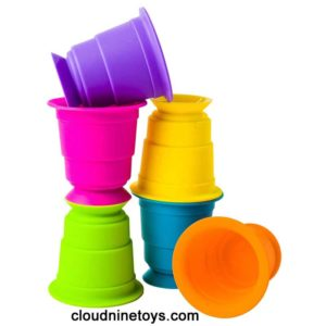 Stacking Suction Cups