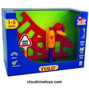 TOLO Toys Switch Points Track Set #89771