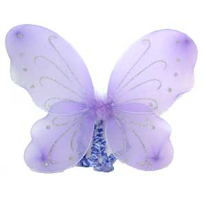 pretend butterfly wings toddler child
