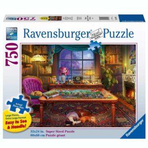 Ravensburger Puzzlers Place 750 Piece Jigsaw Puzzle