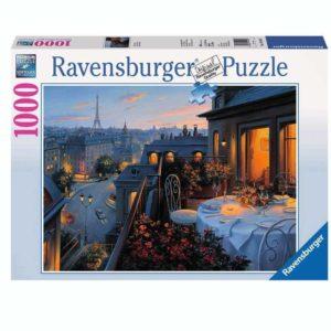 Ravensburger Paris Balcony 1000 Piece Jigsaw Puzzle