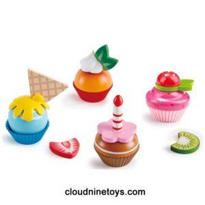 Hape Pretend Cupcakes