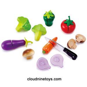 Hape Garden Vegetables Pretend Play Food