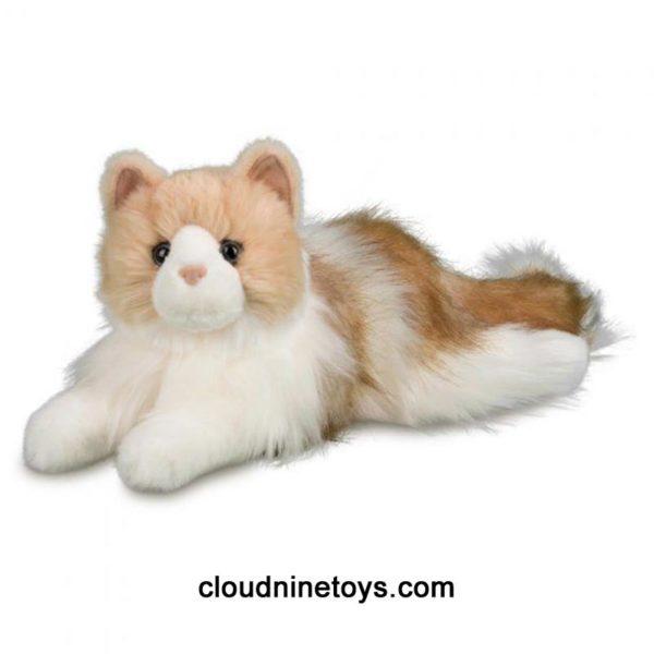 stuffed cat plush toy
