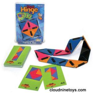 Ivan's Hinge Logic Puzzle