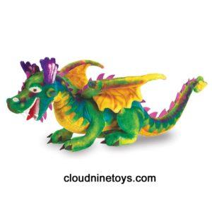 Giant Dragon Stuffed Animal Toy
