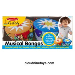 Kids Bongo Drums