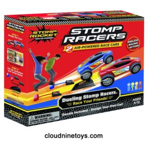 Dueling Stomp Racers
