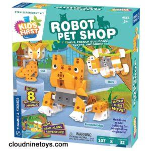 Robot Pet Shop