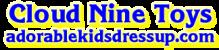 Adorable Kids Dress Up & Cloud Nine Toys